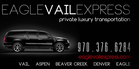 Eagle Vail Express operates year round, throughout all of Colorado. Call us today on 970-376-6284