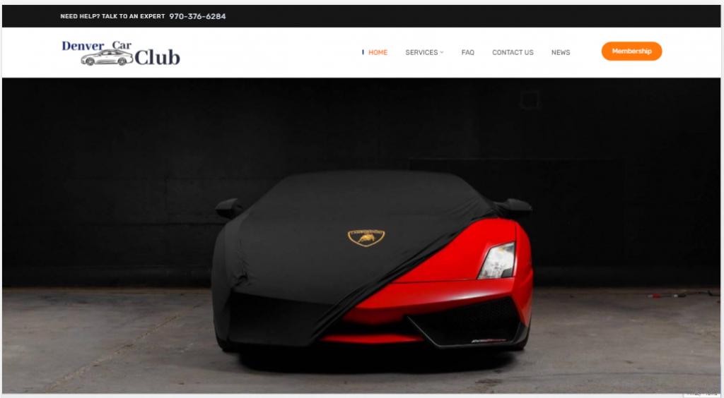 Denver Car Club offers Exotic Car Rental Denver, Luxury Car Rental Denver and information about current Denver Car Shows.
