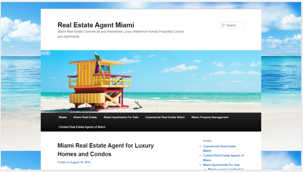 Miami Real Estate Agent for Luxury Homes and Condos